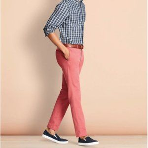 Brooks Brothers Slim-Fit Garment-Dyed Chinos 34/30